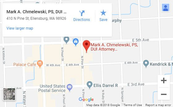 Criminal Defense Attorney Ellensburg, WA
